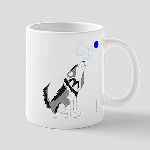ZIGGY the WOLF Mugs