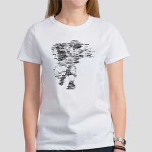 Rugby Player Made of Rugby Terms Women's T-Shirt