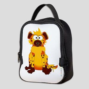 LAUGHING HYENA Neoprene Lunch Bag
