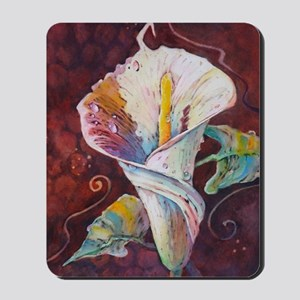 Summer Calla Mousepad