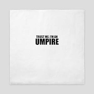 Trust Me, I'm An Umpire Queen Duvet