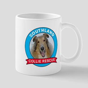 Southland Collie Rescue Mug Mugs