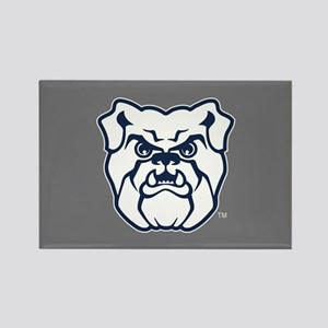 Butler Bulldog Rectangle Magnet