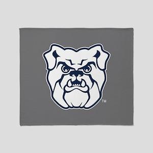 Butler Bulldog Throw Blanket