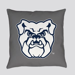 Butler Bulldog Everyday Pillow