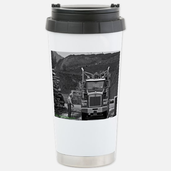 An Honest Days Work Travel Mug