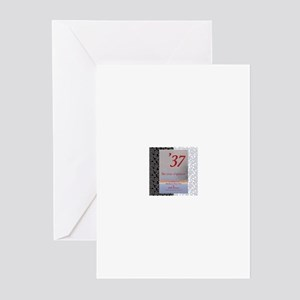 '37: The year of portent Greeting Cards (Pk of 20)