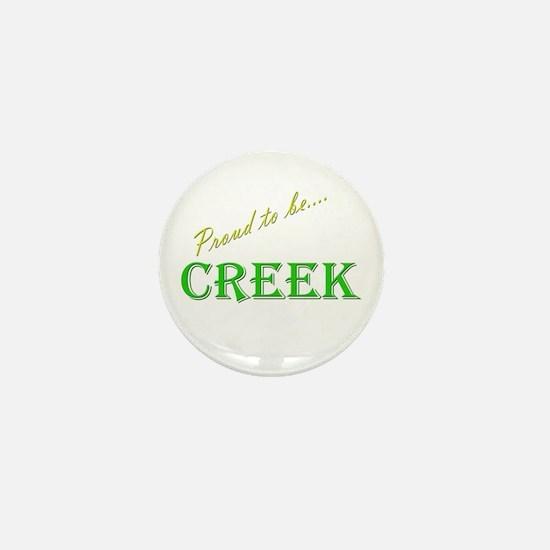 Creek Mini Button