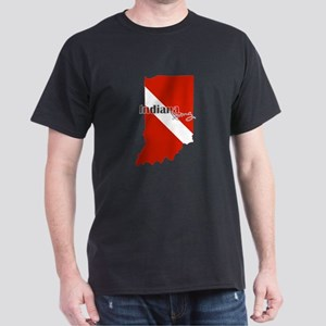 Indiana Diver Dark T-Shirt