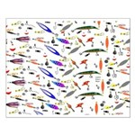 Tackle Box Pattern 1 Posters