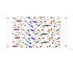 Tackle Box Pattern 1 Banner