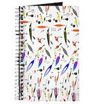 Tackle Box Pattern 1 Journal