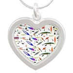 Tackle Box Pattern 1 Necklaces