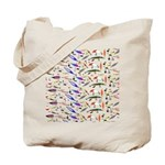 Tackle Box Pattern 1 Tote Bag