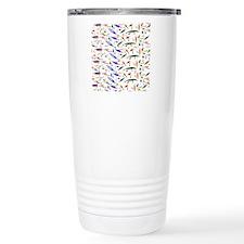 Tackle Box Pattern 1 Travel Mug