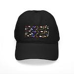 Tackle Box Pattern 1 Baseball Hat