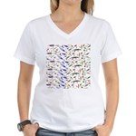 Tackle Box Pattern 1 T-Shirt