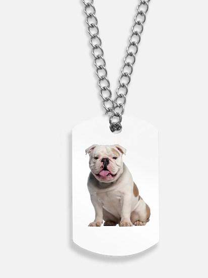 The Bulldog Dog Tags