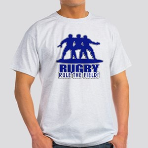 Rugby Rule The Field Light T-Shirt