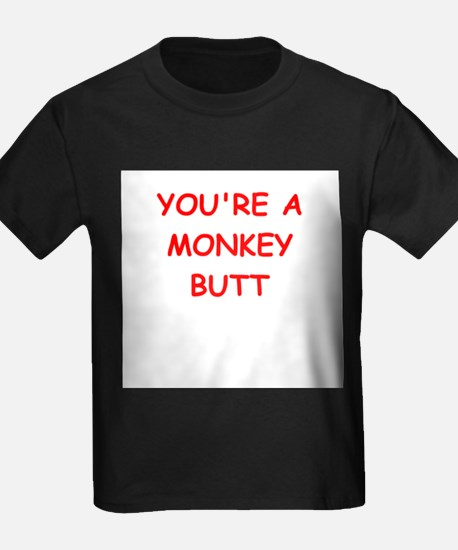 monkey butt T-Shirt