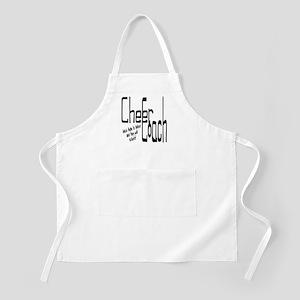 cheer coach BBQ Apron