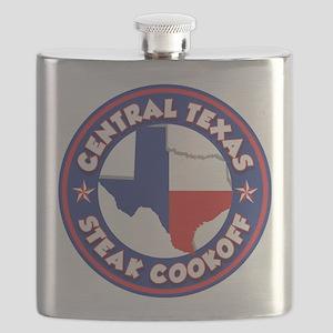 CTSC Logo Flask