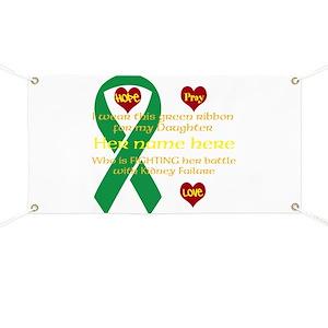 kidney banners cafepress
