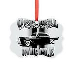 Black car Ornament