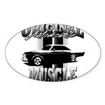 Black car Sticker