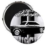 Black car Magnets