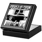 Black car Keepsake Box