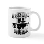 Black car Mugs