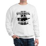 Black car Sweatshirt
