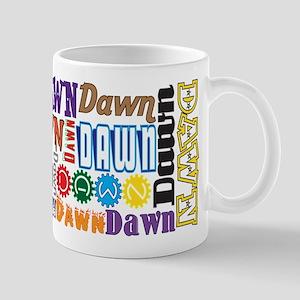 Dawn 11 Oz Ceramic Mug Mugs
