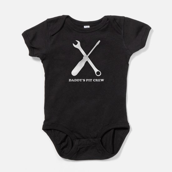 Unique Truck and tractor pulling Baby Bodysuit