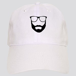 Cool Beard Dude Cap