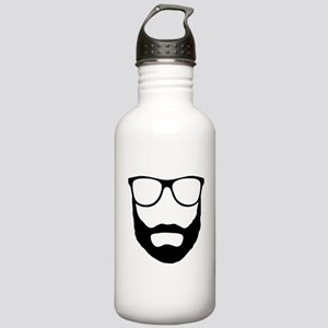 Cool Beard Dude Stainless Water Bottle 1.0L
