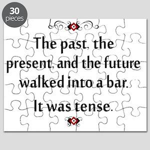 Tense Puzzle