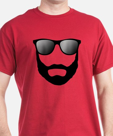 Cool Beard Dude T-Shirt