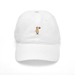 Train Nut Baseball Cap