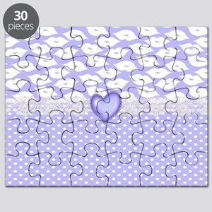 Fanciful Lips Puzzle