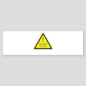 Sign Test Bumper Sticker