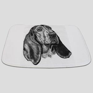 Basset Hound Bathmat
