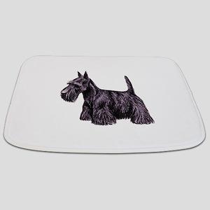 Scottish Terrier Bathmat