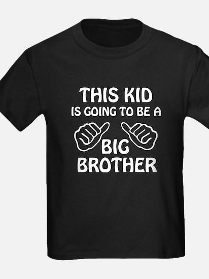Big Brother Thumbs T-Shirt