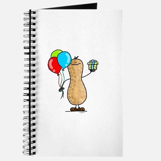 Birthday Nut Journal