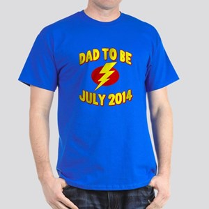 Dad To Be July 2014 T-Shirt