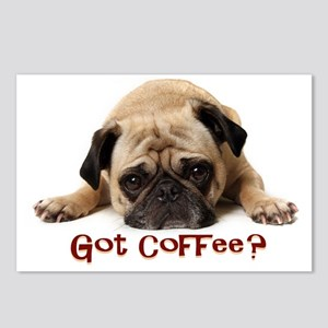 Got Coffee? Postcards (Package Of 8)