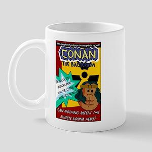 Conan the Bacterium Mug