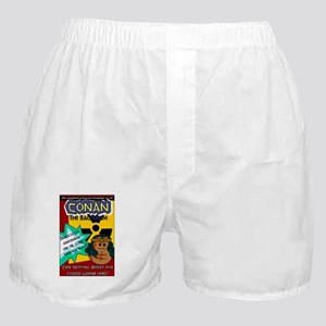 Conan the Bacterium Boxer Shorts